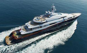 2014 Dubai Boat Show to Feature Superyacht NIRVANA