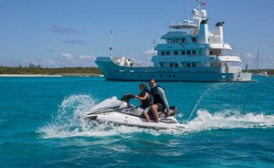 Expedition Yacht MARCATO Joins the Charter Market
