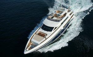 Superyacht TATIANA Joins Ibiza Charter Fleet