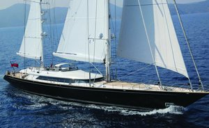 Below Deck Sailing Yacht returns for second season with 54m 'Parsifal III'
