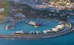 New superyacht marina near Monaco close to completion