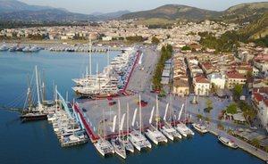 Day 2 At The Mediterranean Yacht Show 2017