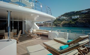 Discover the Sea of Cortez on board Charter Yacht ALBATROSS