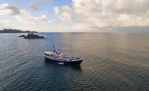 Expedition Yacht DRENEC Offers Unique Myanmar Experience