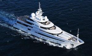 Motor Yacht PEGASO Back on the Charter Market