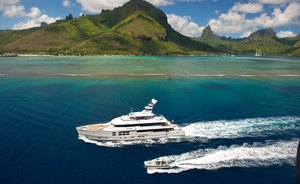Superyacht 'Big Fish' Available in New Zealand