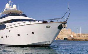 Charter Yacht MEME For Charter in West Med
