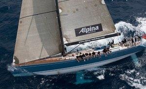 Charter Yacht ALPINA Available For Mini Maxi Rolex World Championship