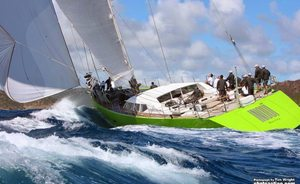 Yachts Set to Go for the Superyacht Challenge Antigua