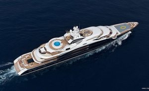 Charter Superyacht SERENE if you win the Euromillions Lottery