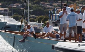 Video: Lack of wind in Porto Cervo postpones the Loro Piana Superyacht Regatta 2018