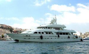 Superyacht 'Island Heiress' Welcomed Onto Bahamas Charter Market