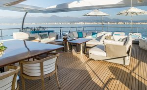 Benetti superyacht 'Soy Amor': Unmissable charter rate for Mediterranean charters