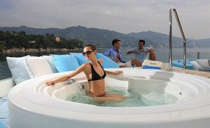M/Y HANA Offers Reduced Rates for Charters in the South of France and the Amalfi Coast