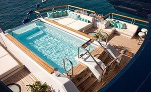 Lurssen Superyacht SOLANDGE Signs Up for Fort Lauderdale International Boat Show