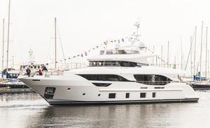 Benetti launches brand new charter yacht URIAMIR