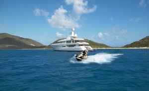 Luxury Yacht HARLE Opens for Charter in Croatia