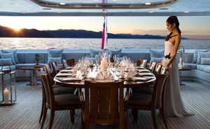 Charter Superyacht TURQUOISE For Less This Winter