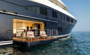 Popular 60m Charter Yacht Excellence V sold and renamed Arience