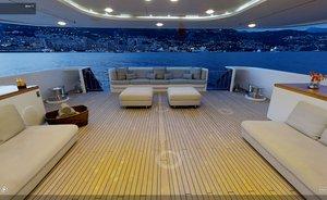Virtual Tour of Riviera TV Series Yacht - Superyacht TURQUOISE