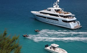 Bahamas charter special: Luxury yacht 'Time for Us' offers unbeatable charter discount