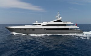 Behind The Scenes Of Charter Yacht TURQUOISE's Refit