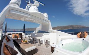 Superyacht 'Barracuda Red Sea' Drops Rate on Last-Minute Charters