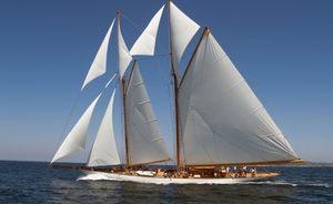 S/Y 'Germania Nova' Charter Offer