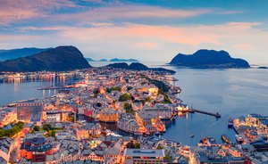 Norway yacht charters available on board 83m superyacht 'Here Comes the Sun'