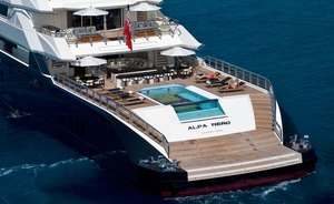 Beyoncé and Jay Z Enjoy Charter on Superyacht 'Alfa Nero'