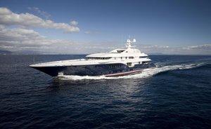 Charter Yacht SYCARA V Layout Change
