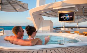 Benetti Motor Yacht CHECKMATE Opens For The Holidays