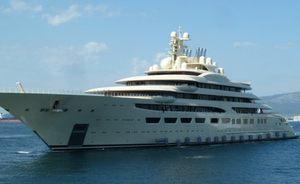 Video: Is Lurssen Superyacht DILBAR The World's Largest Yacht?