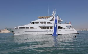 Motor Yacht DXB Joins Mediterranean Charter Fleet