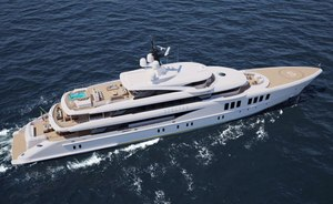 Benetti superyacht SPECTRE joins the charter fleet