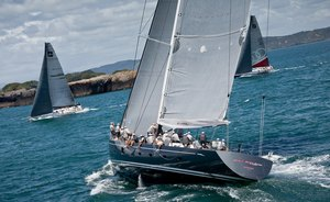 Sailing Yacht SILVERTIP Open For Charter In New Zealand