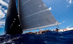 Award-Winning Charter Yachts Impress Crowds At St Barths Bucket 2016