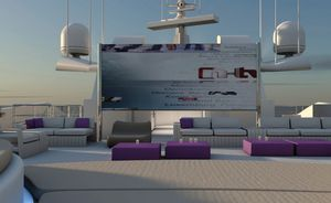 Rebuilt Superyacht SALUZI Available to Charter in South East Asia