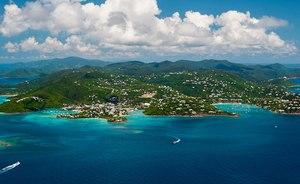Superyachts return to the Virgin Islands