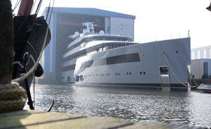 Feadship unveils 100m superyacht Project 1008 as MOONRISE