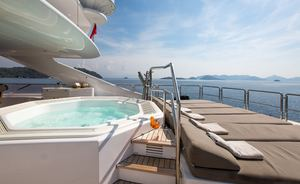 Heesen Motor Yacht 'Seven Sins' Offers Last-Minute Deal on Caribbean Charters