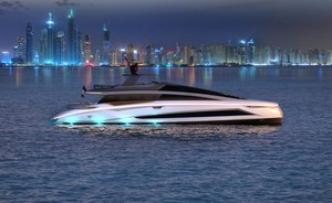 Brand new luxury yacht 'ADAMAS 6' to charter in South East Asia at the end of 2020