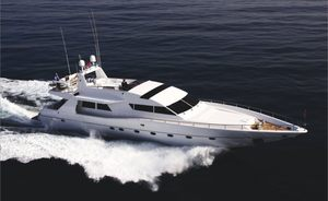 Luxury yacht WISH offers Greece yacht charter special