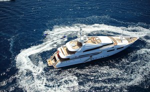 Greece yacht charter deal: M/Y 'Magenta M' offers discount
