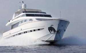 Motor Yacht Las Brisas New to The Charter Fleet