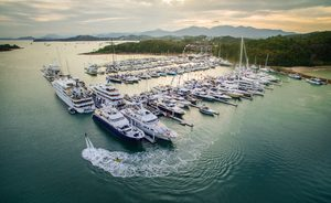 Yachts gather for inaugural Thailand Yacht Show & Rendezvous