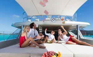 Charter Yacht OHANA Offers Outstanding Late-Summer Deal
