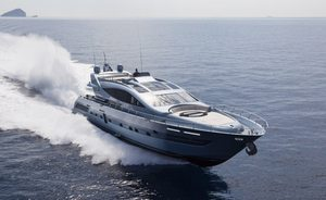 Newly refitted superyacht '55 FiftyFive' ready for Mediterranean yacht charters