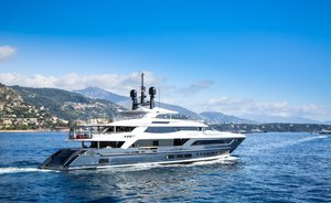 New pictures: 55m charter yacht SEVERIN'S shows off ultra-chic look