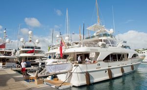 2013 Antigua Charter Show Opens